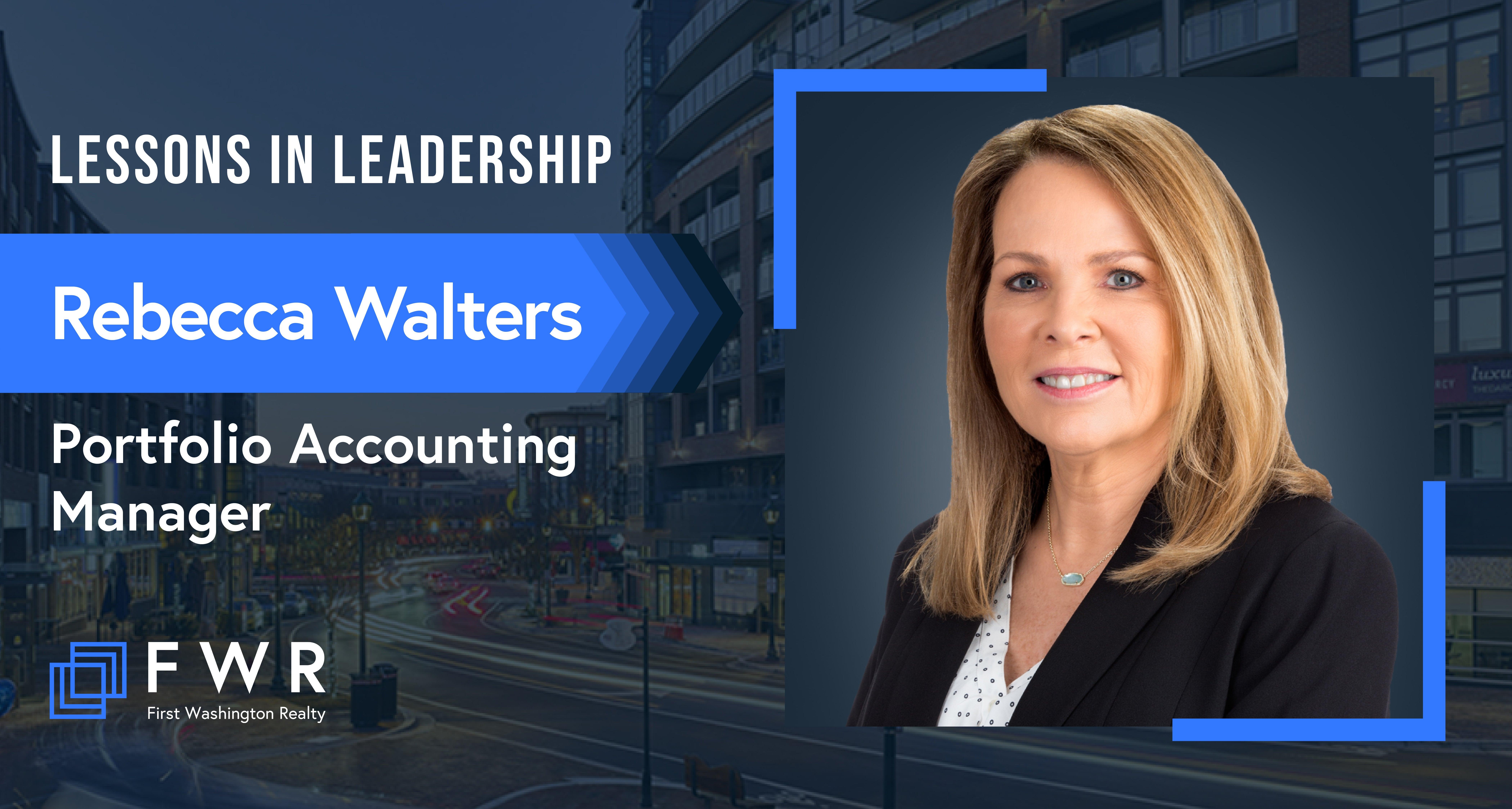 Employee Spotlight: Rebecca Walters