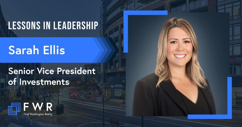 Sarah Ellis Lessons in Leadership